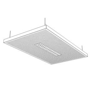 Mono floating ceiling