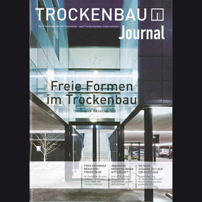 Title page, Trockenbau-Journal 2/2011