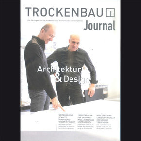 Trockenbau Journal 02/17