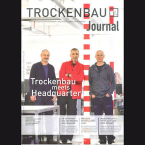 Trockenbau Journal 2/18